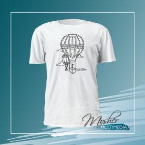Mosher Balloon T-shirt